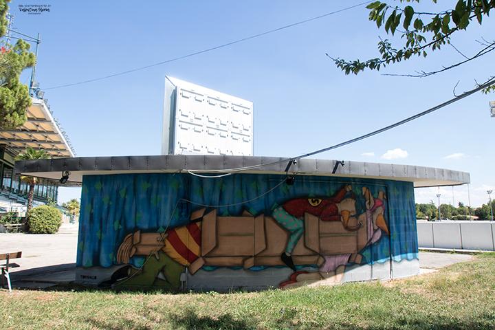 La Street Art a Padova - Tony Gallo