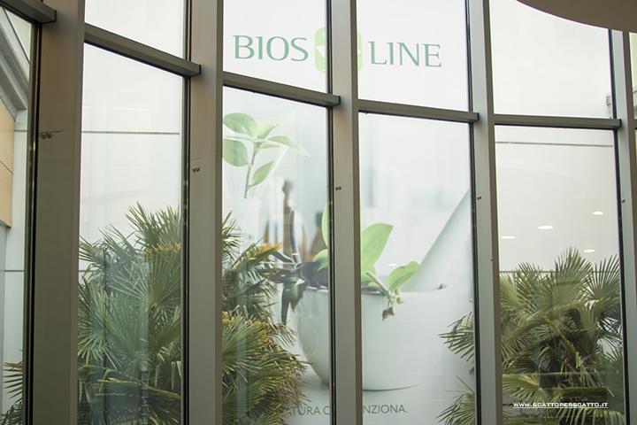 Bios Line Open Factory: l'ingresso