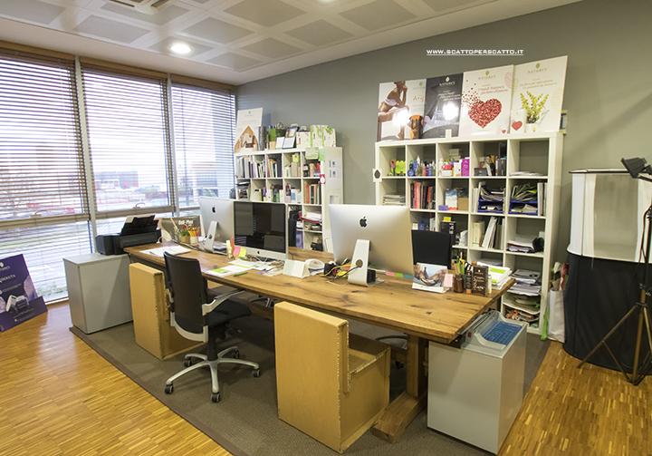 Bios Line Open Factory: l'ufficio grafico