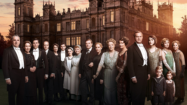 I miei preferiti su Netflix: Downton Abbey