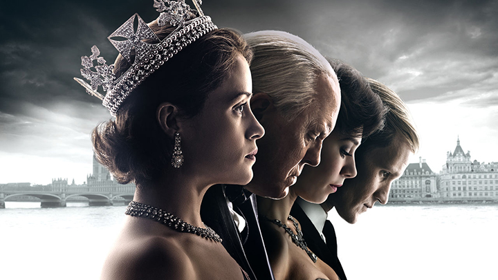 I miei preferiti su Netflix: The Crown
