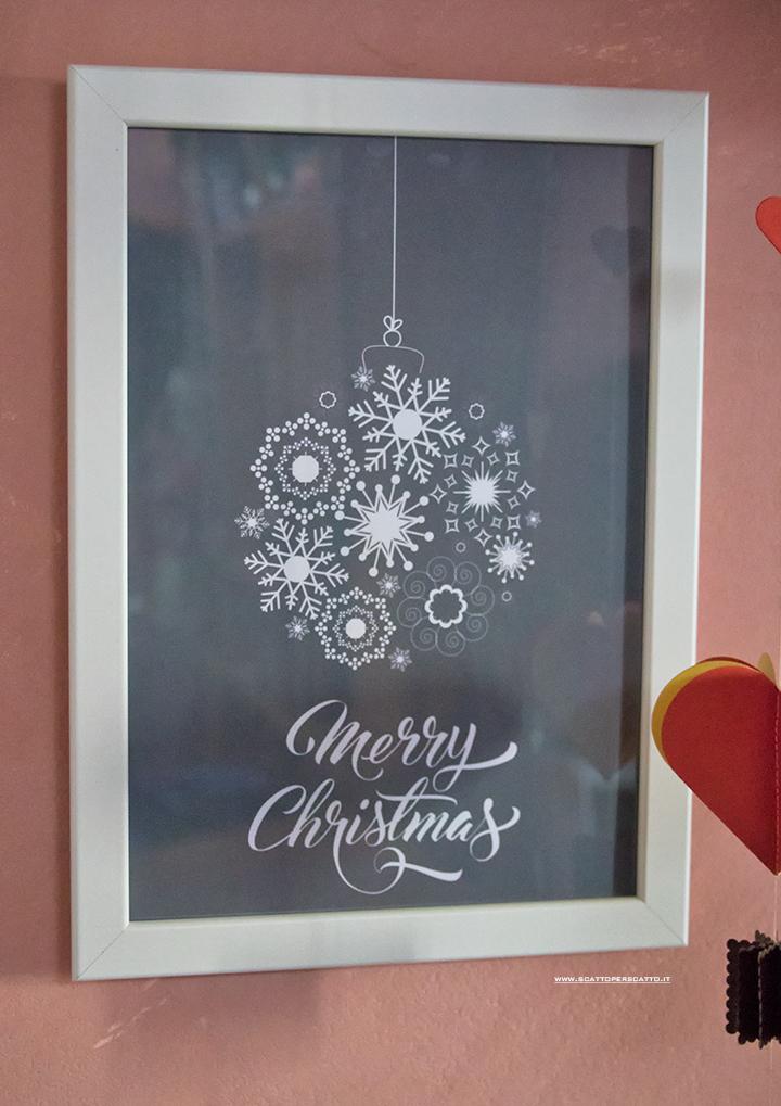 Stampa natalizia – Calendario dell'avvento
