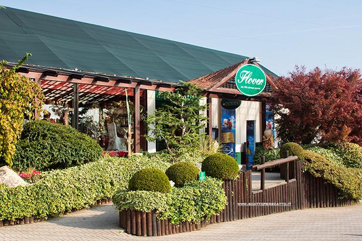 Villaggio di Natale Flover a Bussolengo: Flover Garden Center
