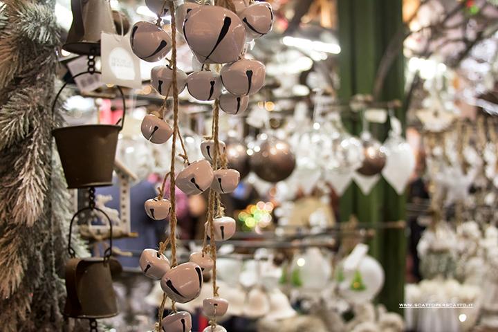 Villaggio di Natale Flover a Bussolengo: decorazioni