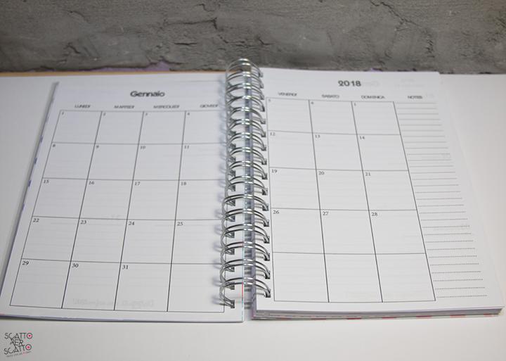 Super offerta Etsy - Il calendario dell'avvento: l'agenda 2018