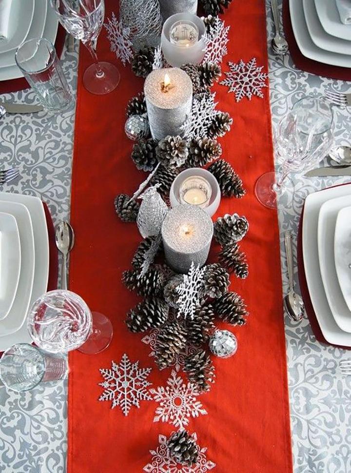 Addobbare La Tavola Di Natale Immagini.Come Apparecchiare La Tavola Di Natale Calendario Dell