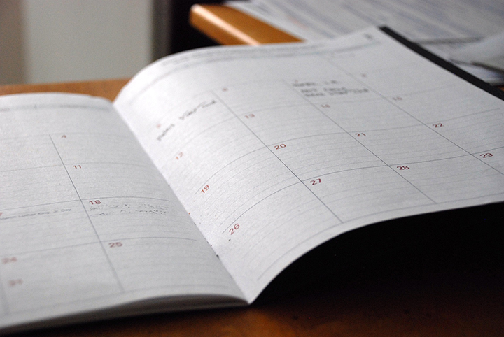 Le giornate mondiali – Calendario dell'avvento