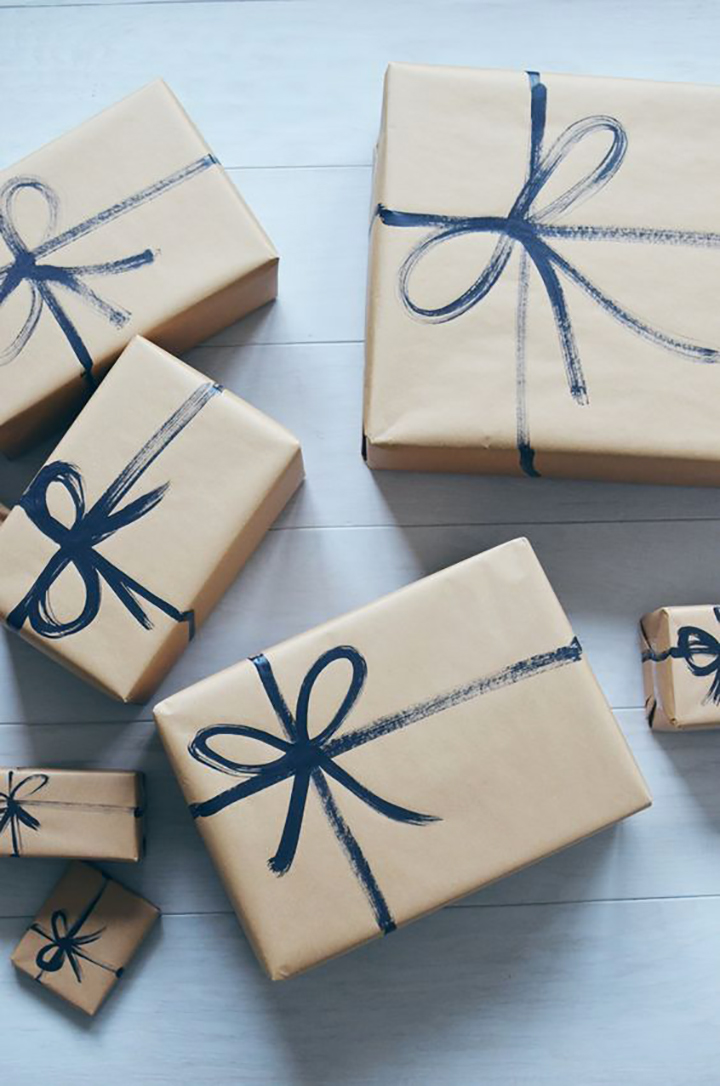 Regali di Natale: la confezione - Calendario dell'avvento