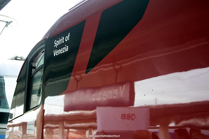 Spirit of Venezia: da Venezia a Vienna comodamente in treno