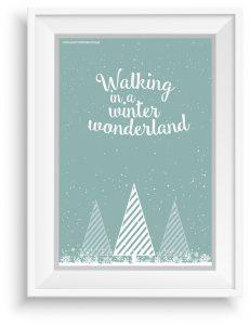 Stampa di Natale  – Calendario dell'avvento