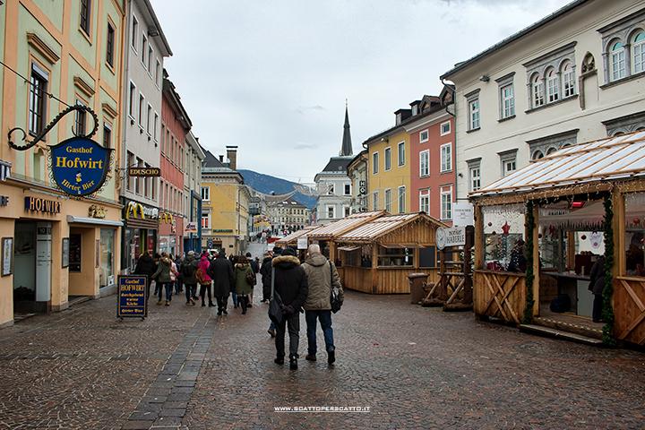 Villach e i mercatini di Natale
