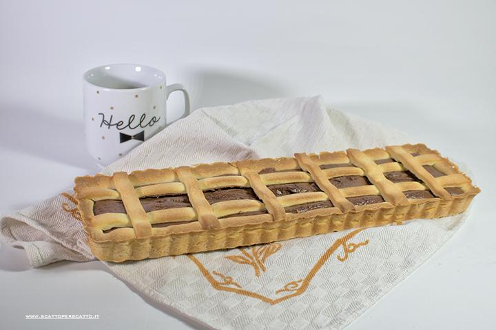 Crostata alla Nutella