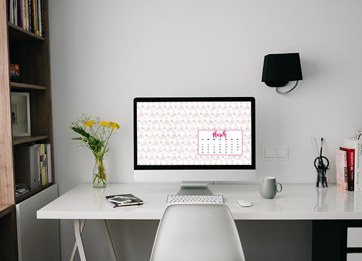 Lo sfondo di Marzo - Sfondo desktop