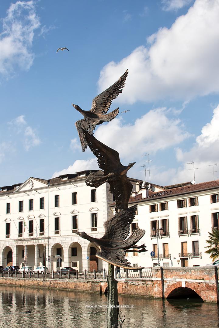 Cosa vedere a Treviso in un pomeriggio: il lungo Sile