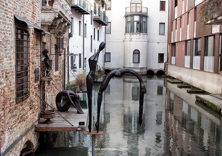 Cosa vedere a Treviso in un pomeriggio: Ponte della Malvasia