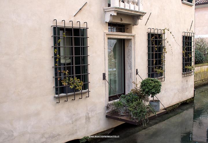 Cosa vedere a Treviso in un pomeriggio: canale dei Buranelli