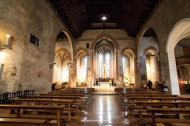 Cosa vedere a Treviso in un pomeriggio: la chiesa di San Francesco