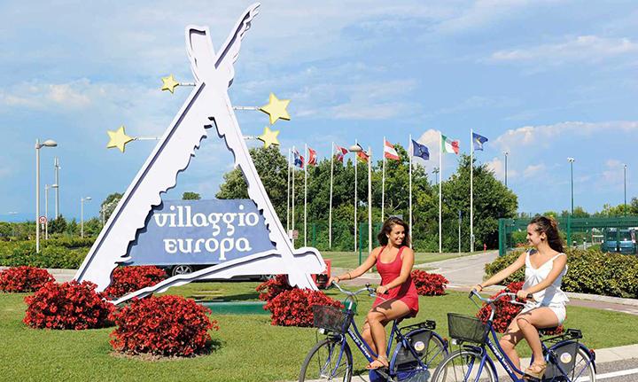 Villaggio Turistico Europa a Grado: villaggio turistico per famiglie