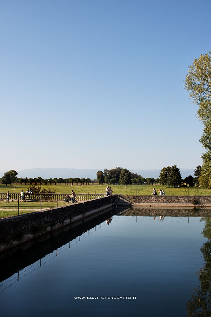 Caseus Veneti a Villa Contarini a Piazzola sul Brenta, Padova