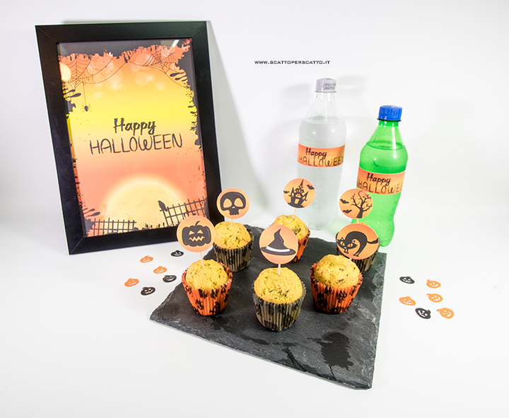 Kit per la festa di Halloween free download