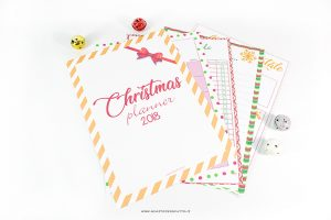Christmas Planner 2018 | Free Download