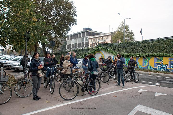 Dove trovare street art a Padova: il gruppo dell'evento di Sorsi d'Arte