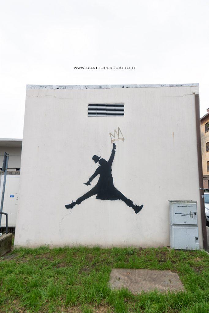 Dove trovare street art a Padova: Kenny Random