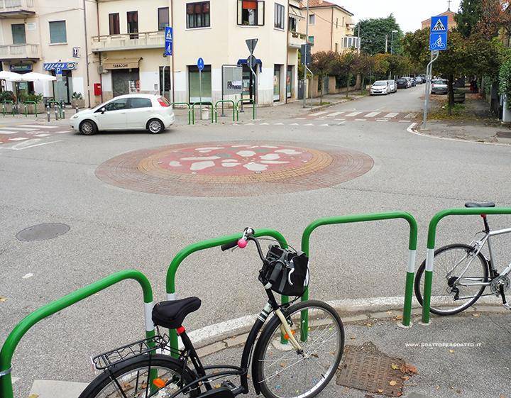 Dove trovare street art a Padova: zona Arcella