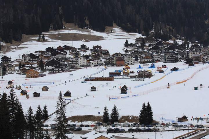 Nevelandia il parco giochi sulla neve!