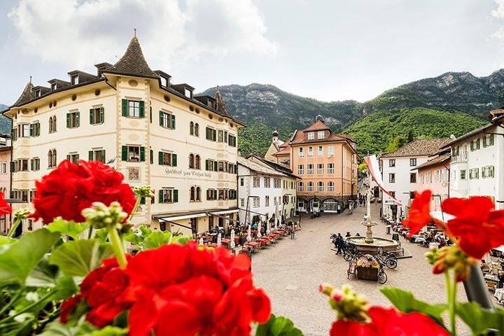 Albergo Ristorante Cavallino Bianco: benvenuti in Alto Adige!