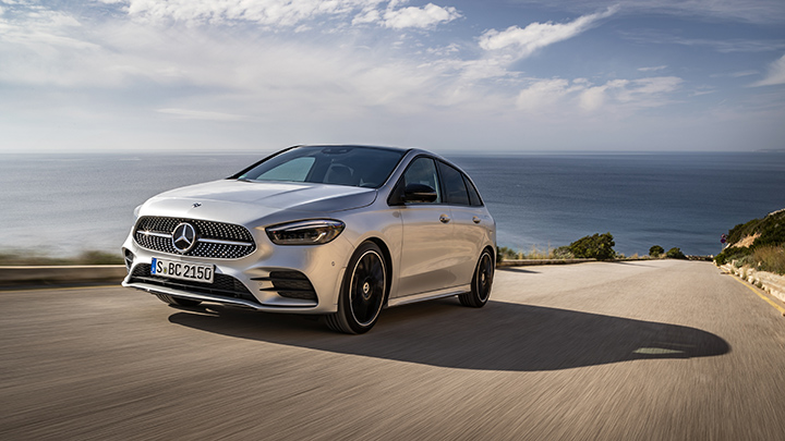 Autostar: nuova Mercedes Classe B