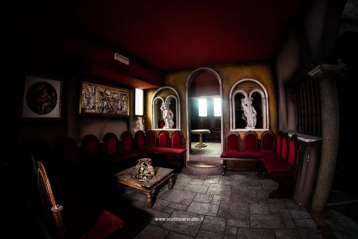 Michelangelo da Vinci: Il Convento