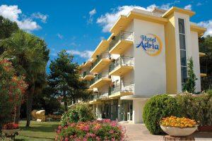 Hotel Adria a Lignano Sabbiadoro: aria di vacanza!