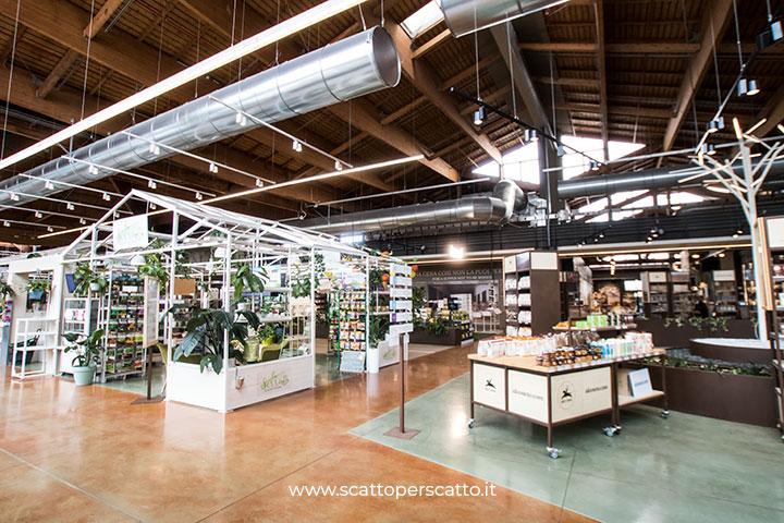 Fico Eataly World: zona mercato
