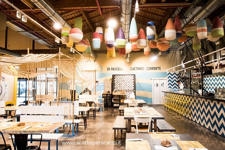 Fico Eataly World: uno dei ristoranti