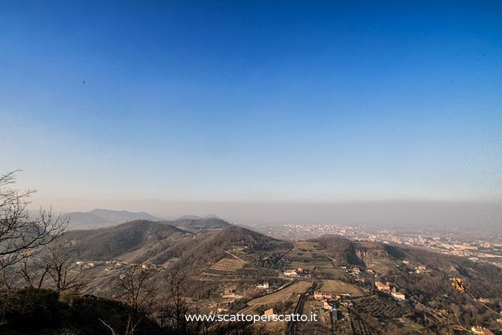 Sentiero del Monte Ceva: panorama