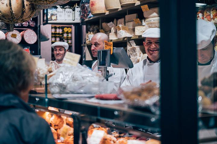 Salone dei Sapori, l'evento food per celebrare gli 800 anni del mercato sotto il Salone