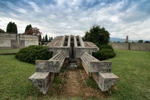 Tomba Brion di Carlo Scarpa ad Altivole, Treviso