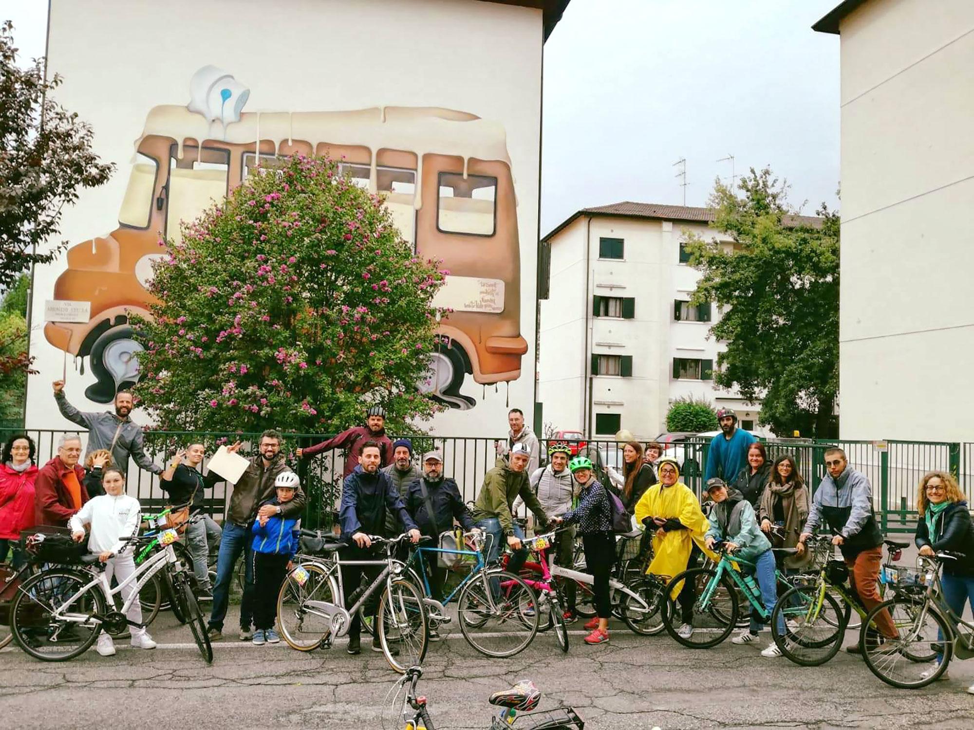 Alternative Padova Tour: il gruppo!