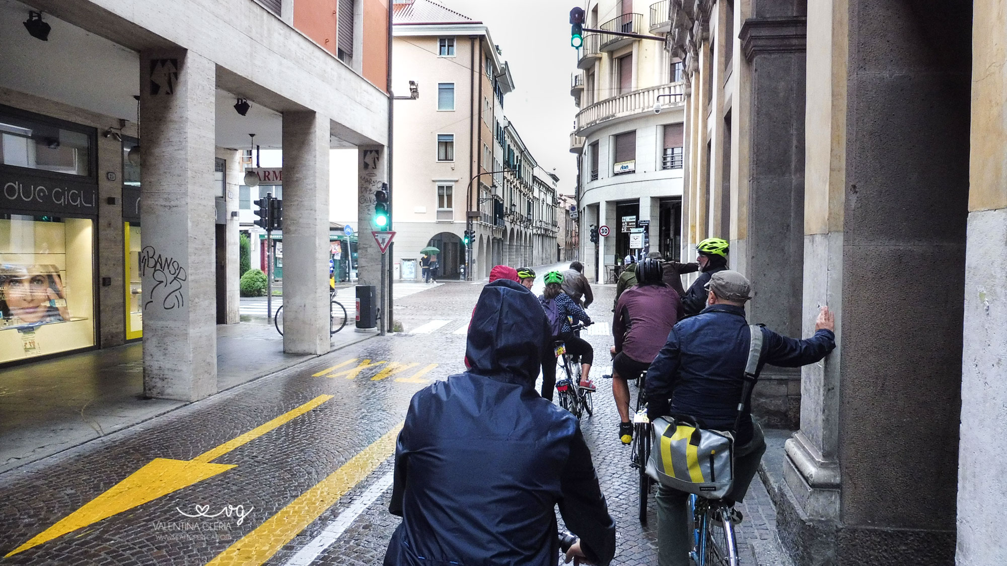 In bicicletta alla scoperta della Street Art di Padova