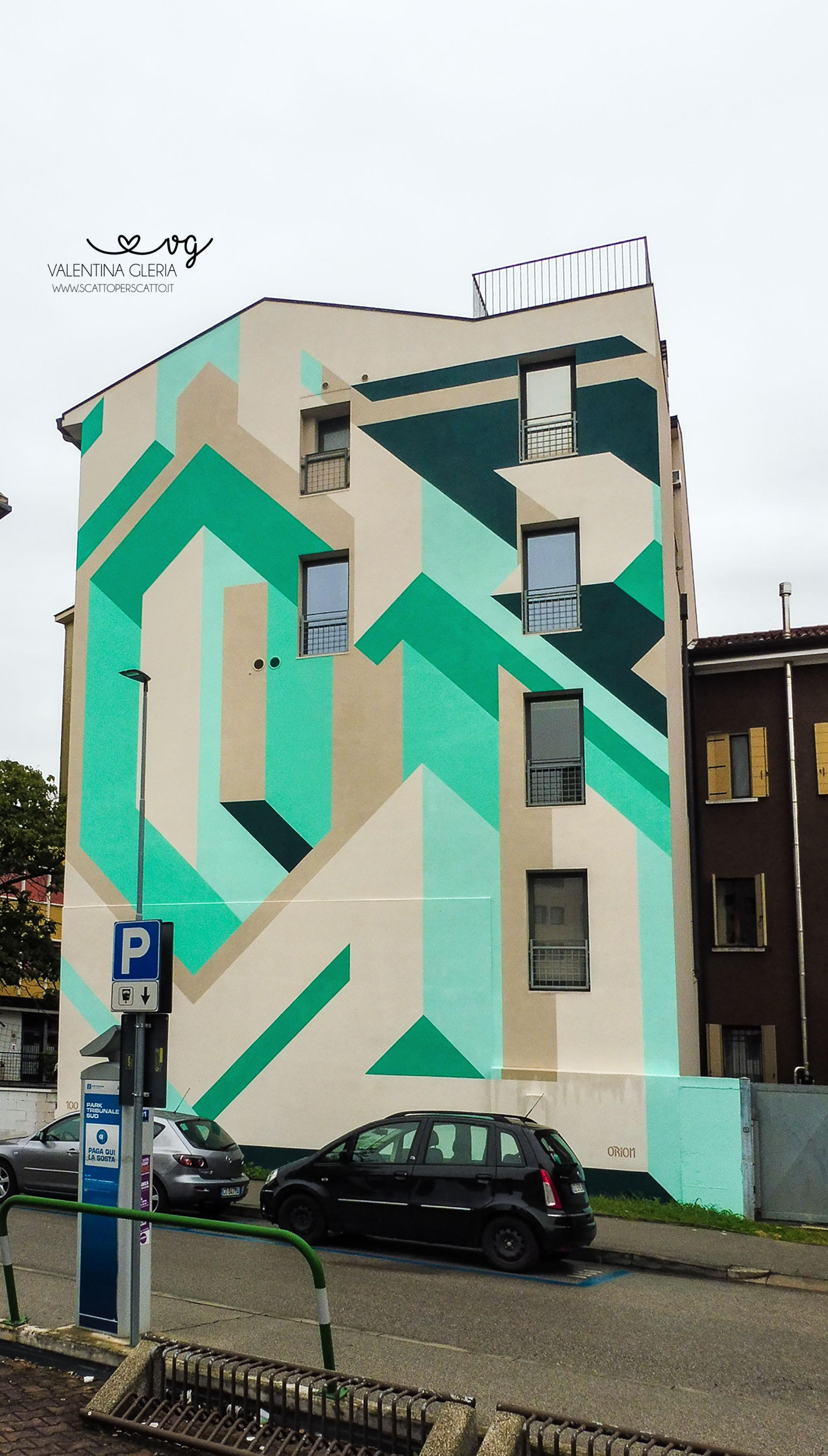 Il Condominio Bellini realizzato da Orion per Super Walls 2019