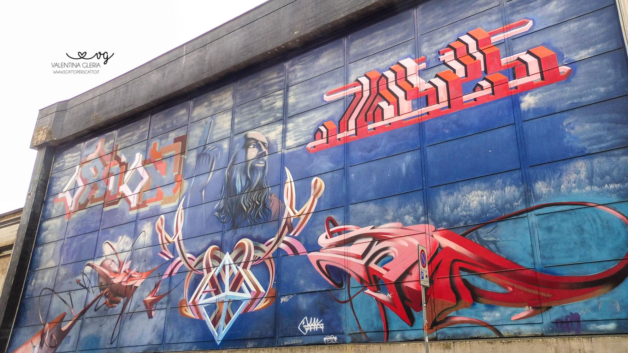 Alternative Padova Tour: alla scoperta della Street Art di Padova