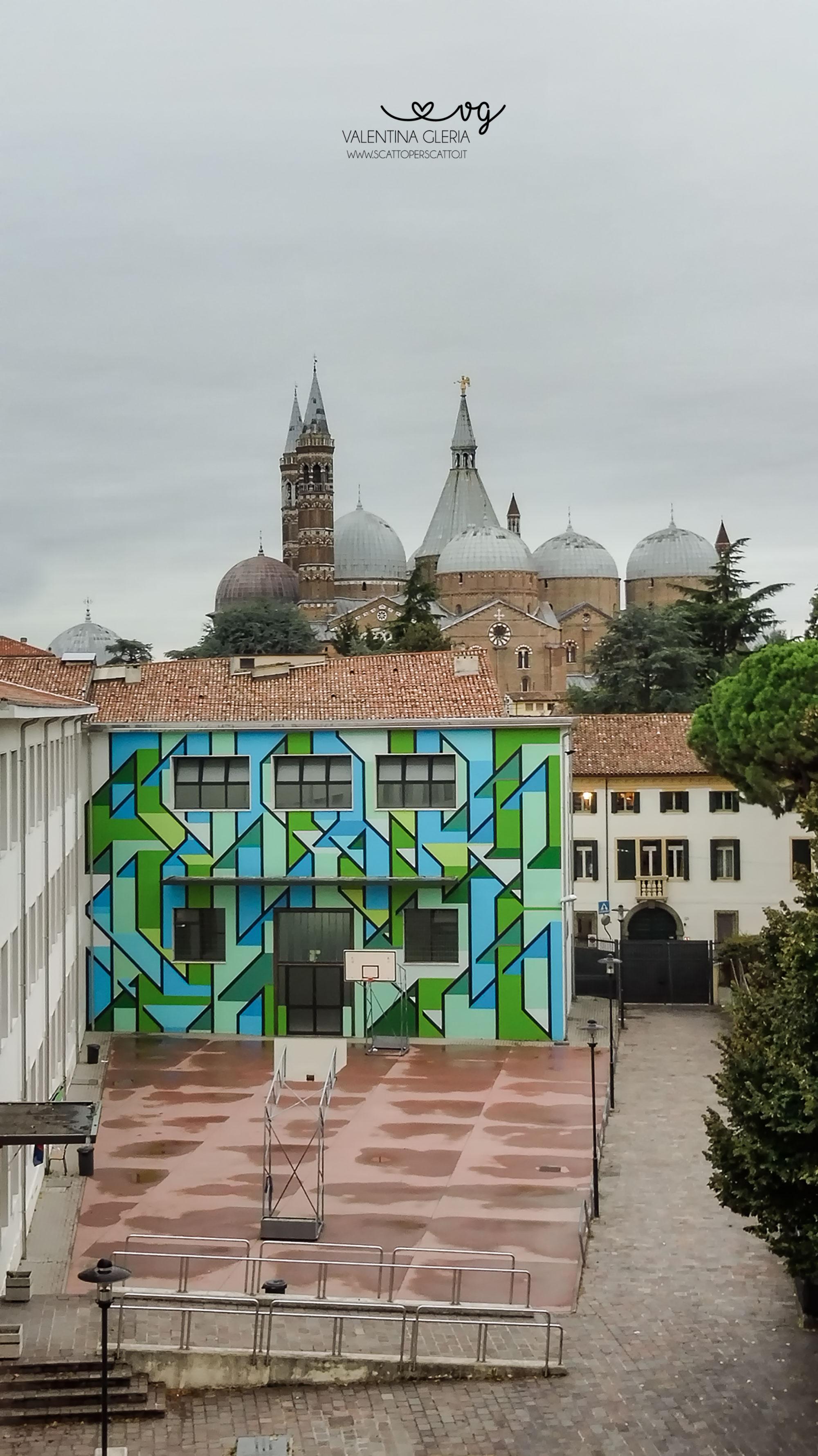 Joys per DUda al Liceo Duca d'Aosta