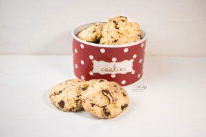 """Biscotti alle gocce di cioccolato: ricetta di Marco Bianchi da """"Il gusto della felicità"""""""