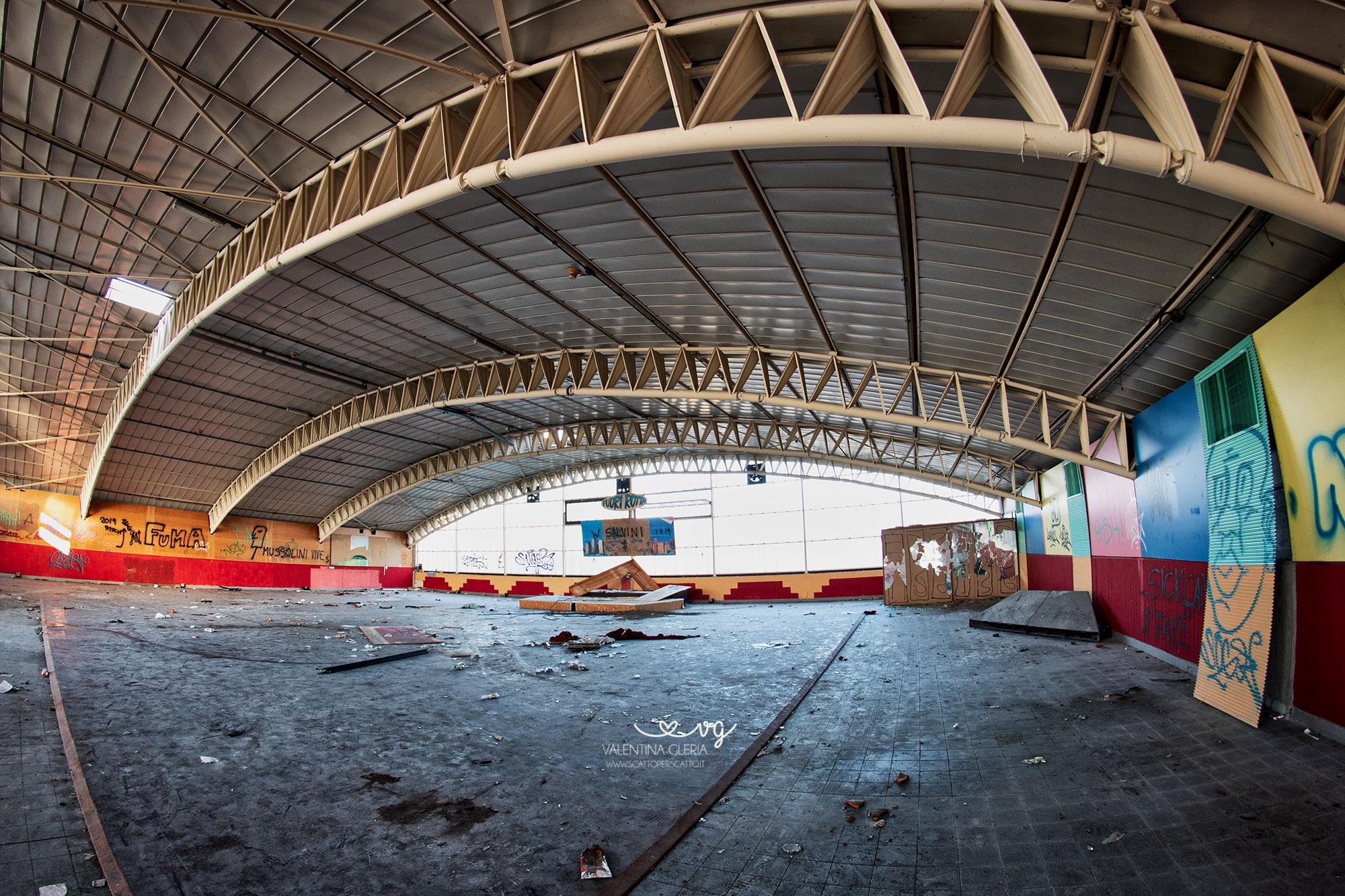 """Amusement Park Padova - La discoteca """"Fuori Rotta"""""""