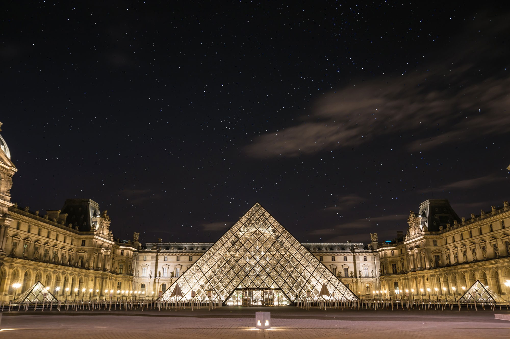 Musei on line: Louvre